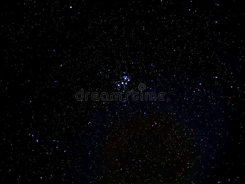 Starry Sky Star Objects Galaxies And All The Heavenly Bodies