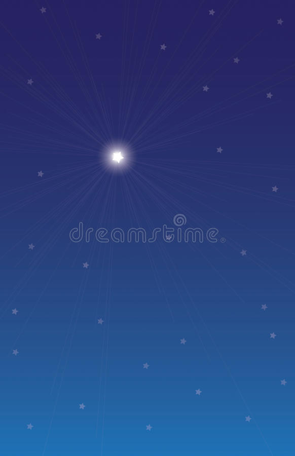 Download Starry Starry Night stock vector. Image of starry, shine - 11444570