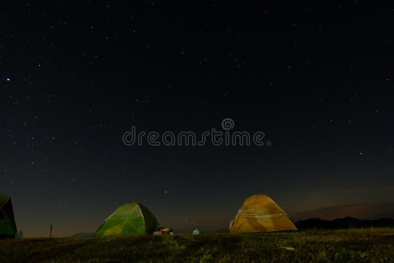 Starrynight stockbild