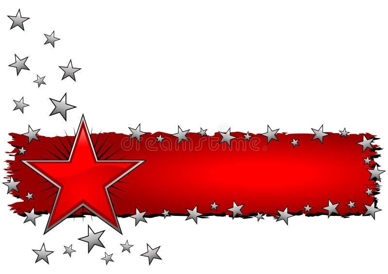 Stars_03 stock de ilustración