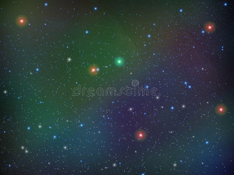 Stars vector illustration