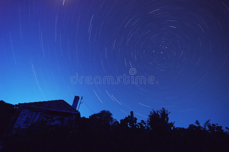 Download Stars stock photo. Image of trails, stardust, cadmium - 5938490