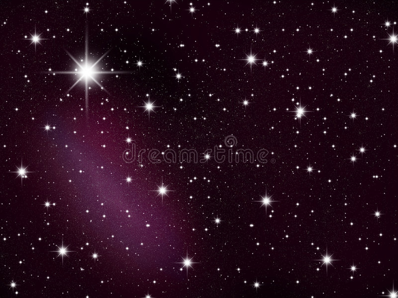 Stars royalty free illustration