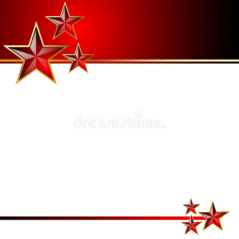 Stars vector illustration