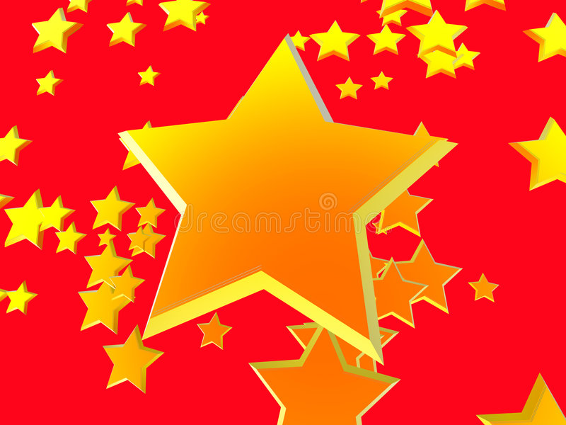 Stars Background 2 royalty free stock images