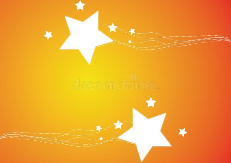 Stars background stock photography