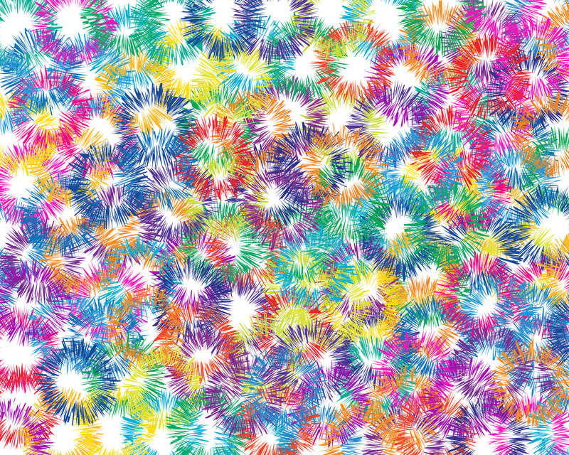 Stars background. Stars stroke elements vector background in different colors vector illustration