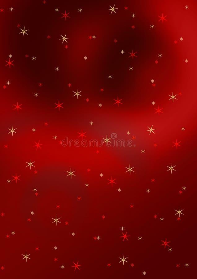 Stars el fondo stock de ilustración
