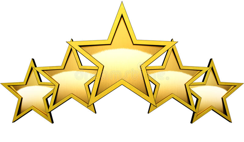 Download Stars stock illustration. Image of star, achievement - 32112560