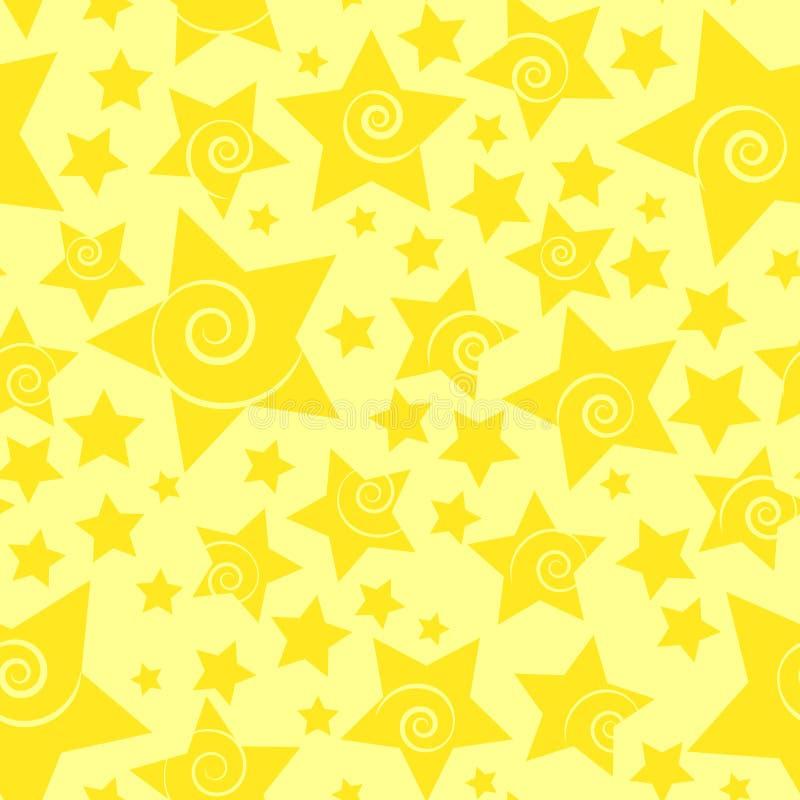Stars Hintergrund lizenzfreie stockbilder