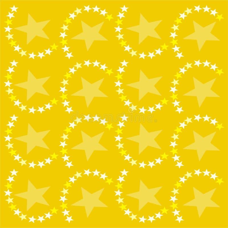 Stars le fond illustration libre de droits