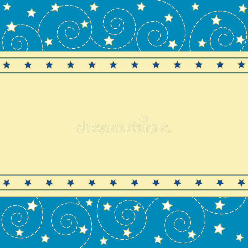 Stars pattern vector illustration
