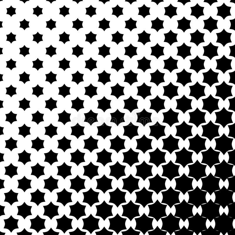 Stars pattern vector illustration