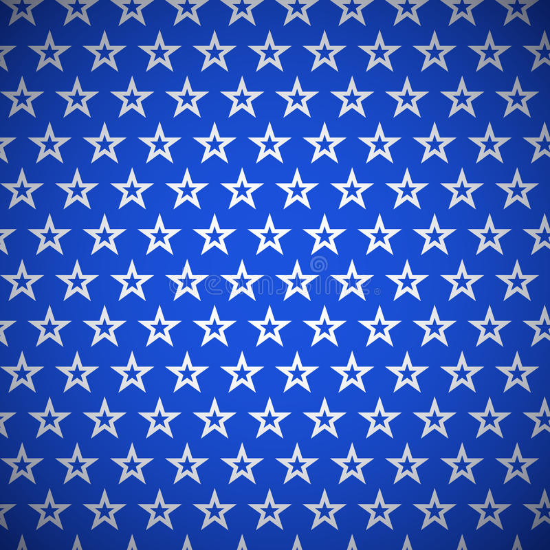 Download Stars seamless background stock vector. Illustration of national - 29780994