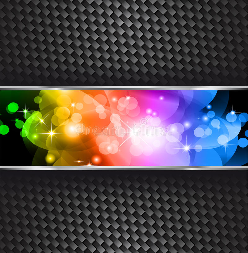 Download Stars Sparkle Background With Rainbow Gradient Stock Vector - Image: 17171752