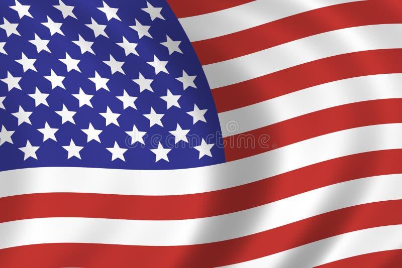 Stars & Stripes royalty free stock image