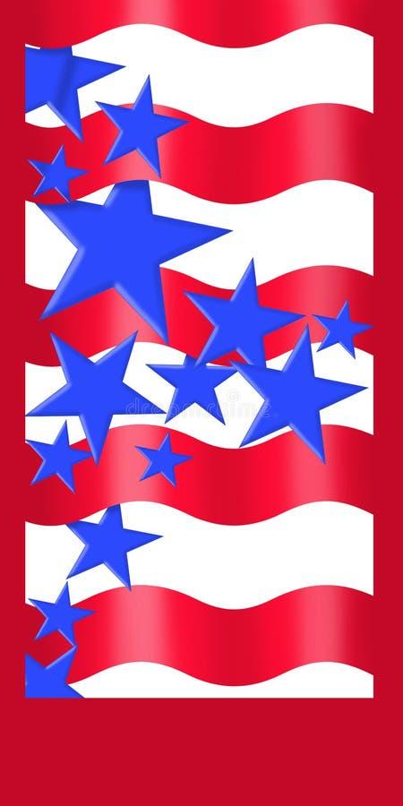 Stars & Stripes #1 royalty free stock photo