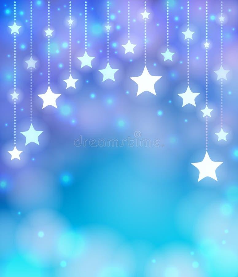 Stars theme background 5. Eps10 vector illustration royalty free illustration