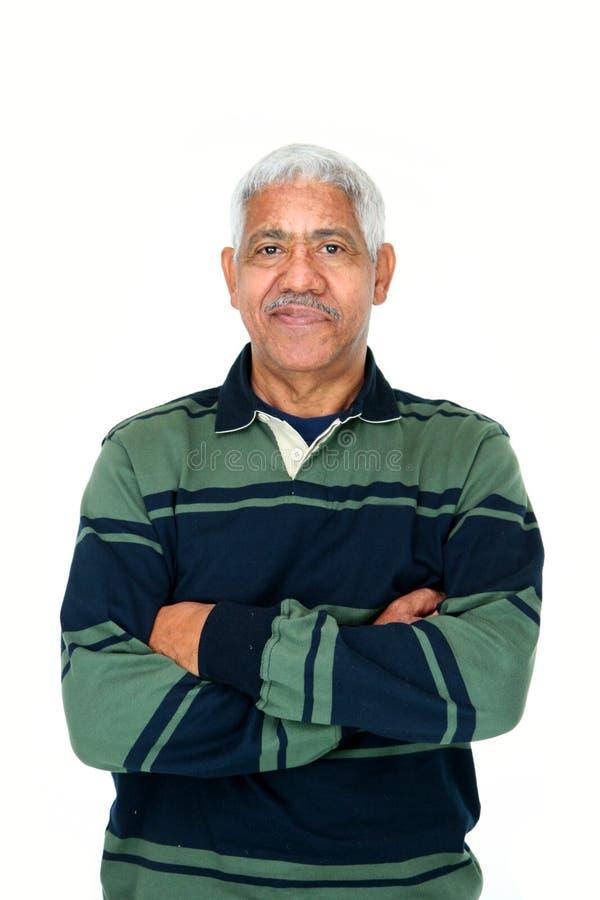 starszy człowiek zdjęcie stock
