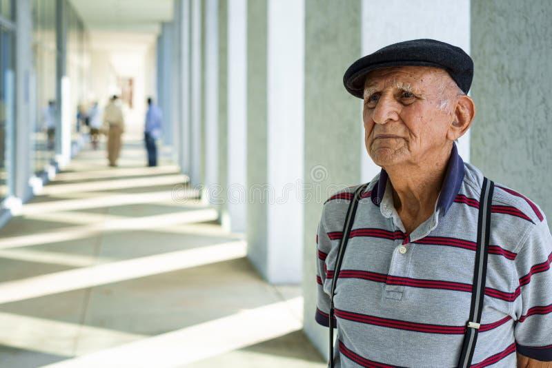 Starszy mężczyzna obrazy stock