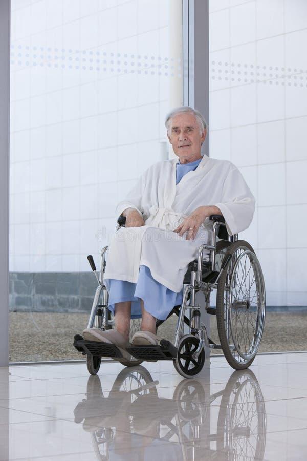 starszy pacjent zdjęcia stock