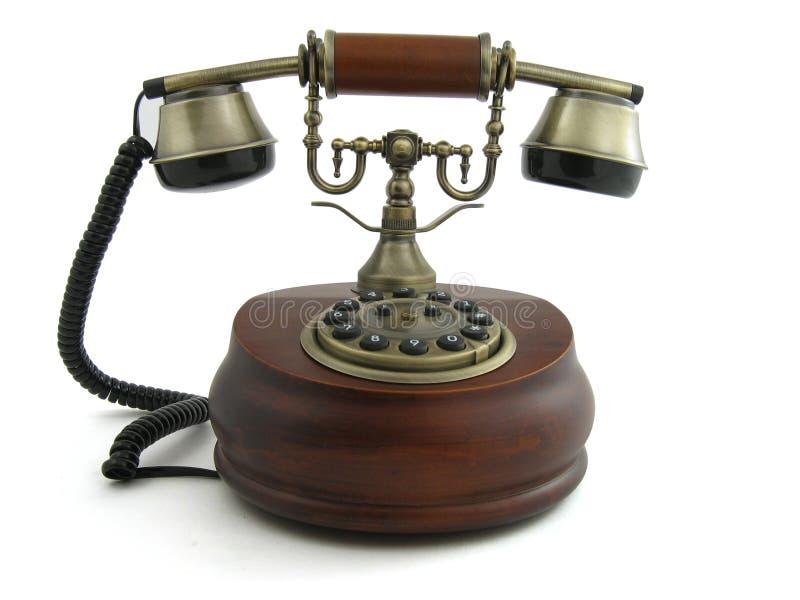starszy rocznik telefonu obrazy royalty free