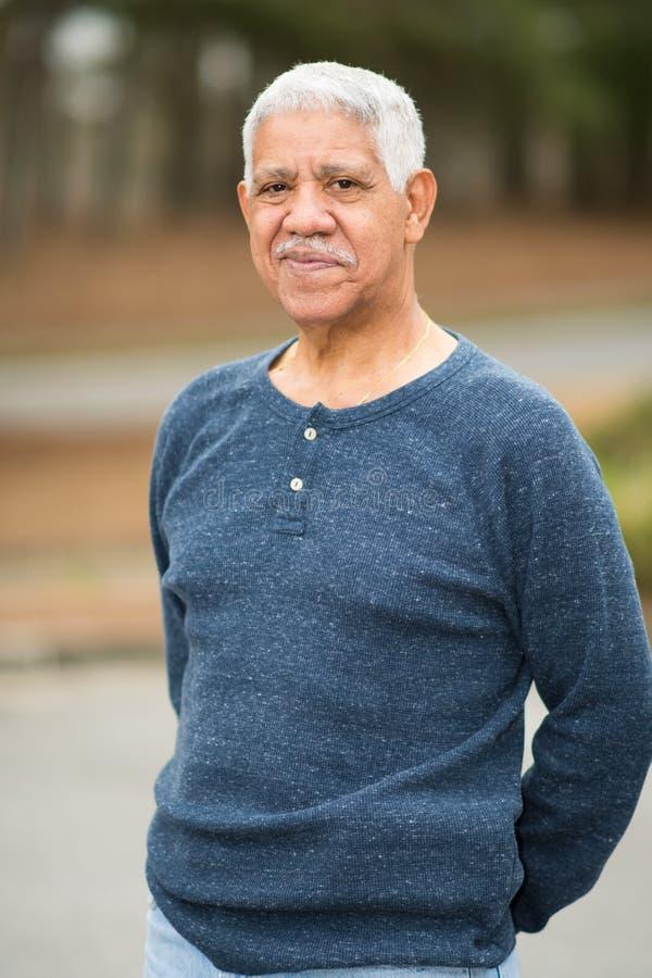 starszych osob mężczyzna senior zdjęcie royalty free