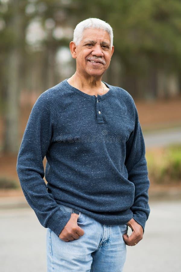 starszych osob mężczyzna senior zdjęcia stock