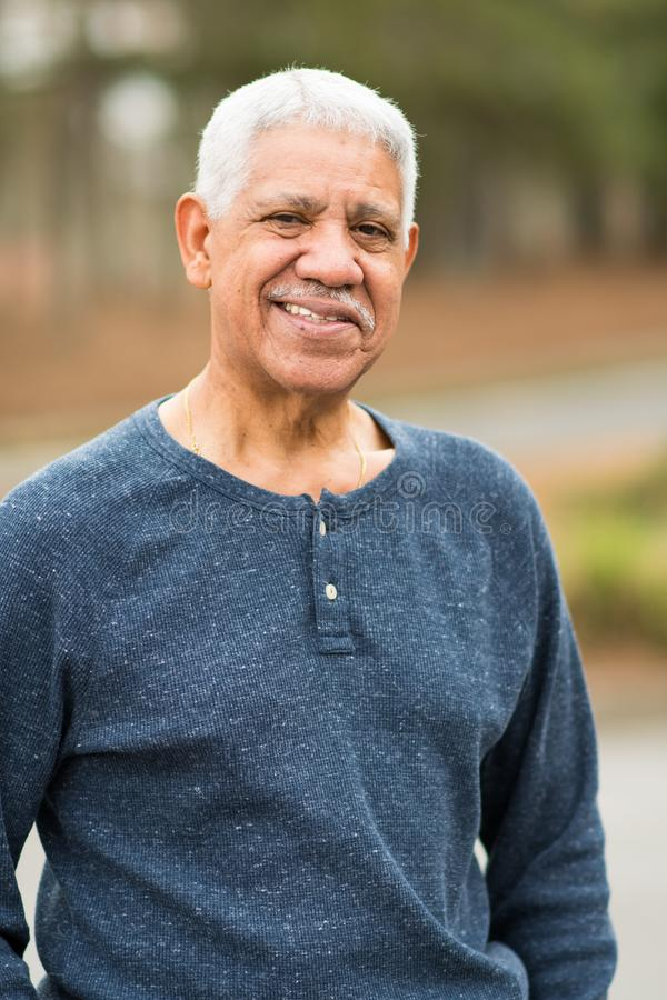 starszych osob mężczyzna senior zdjęcia royalty free