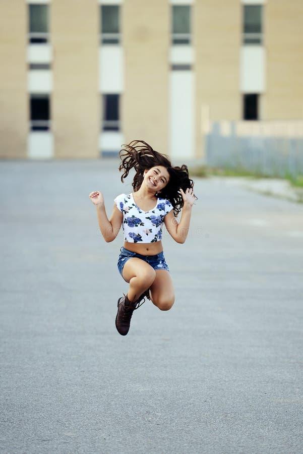 Start av skolan för sommarsemester ut fotografering för bildbyråer