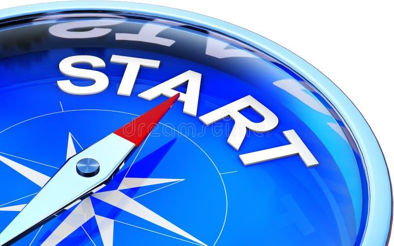Download Start stock illustration. Image of enter, year, sylvester - 33876798