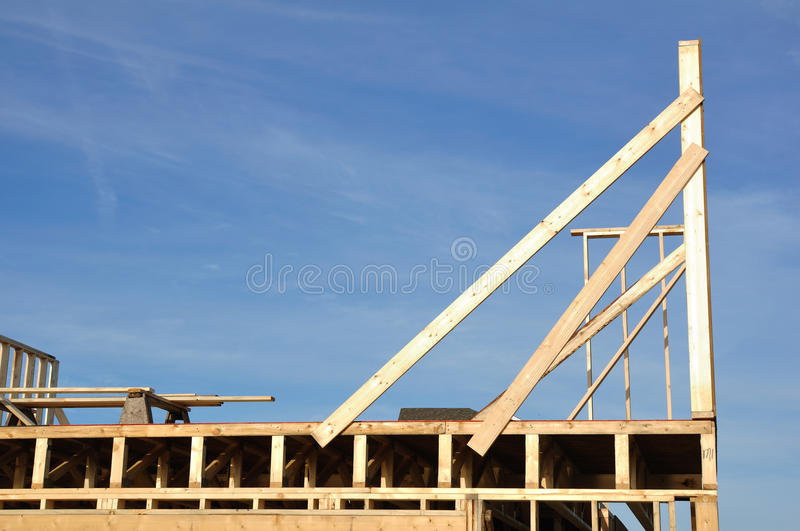 Download Start of New Home stock photo. Image of nobody, home - 14858872