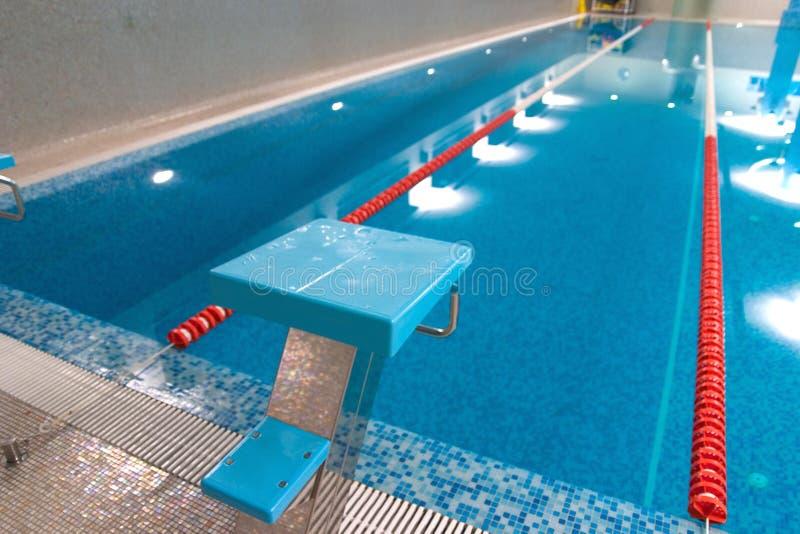 Download Start place stock photo. Image of pool, action, lane, bath - 3460362