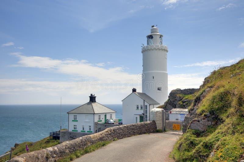 Start Point Lighthouse royalty free stock photos