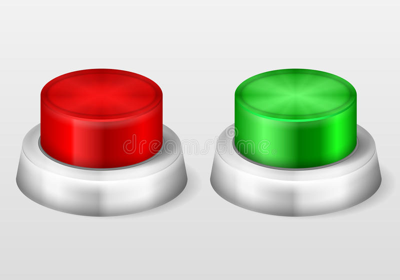 Download Start Stop Buttons Royalty Free Stock Photos - Image: 26630218
