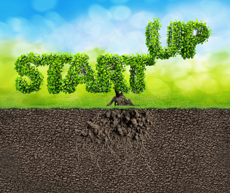 Download Start Up Business Stock Illustration - Image: 83714638