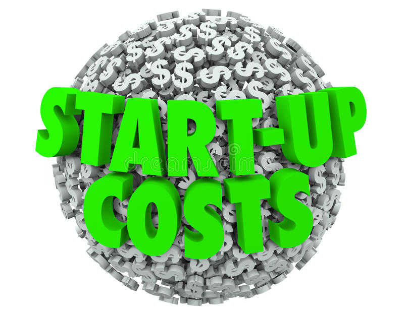 start up costs for a business