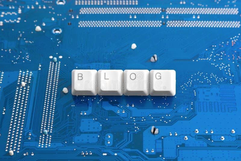 Download Start your blog stock photo. Image of digital, detail - 8276348