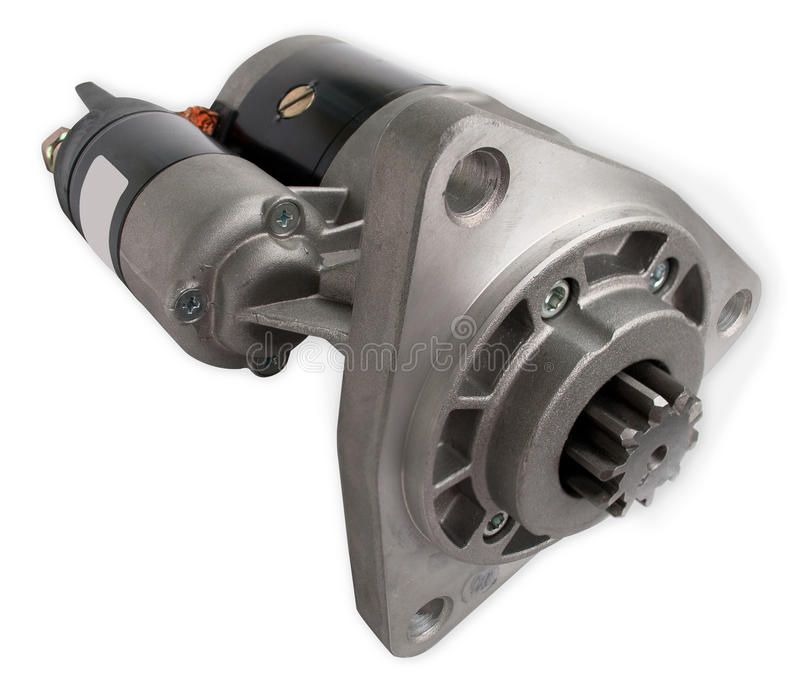 Download Starter Reduction Gear Stock Image - Image: 28416511