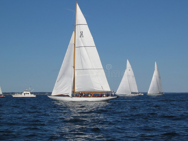 Download Starting Line stock image. Image of water, yacht, travel - 1349955
