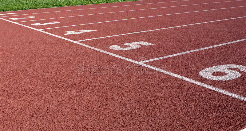 Download Starting Line 2 Royalty Free Stock Photography - Image: 1169887