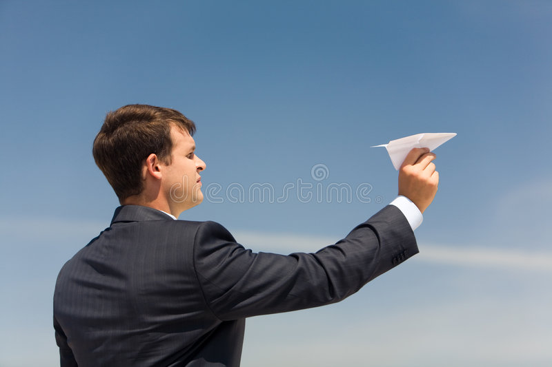 Download Starting new business stock photo. Image of people, airplane - 5892402