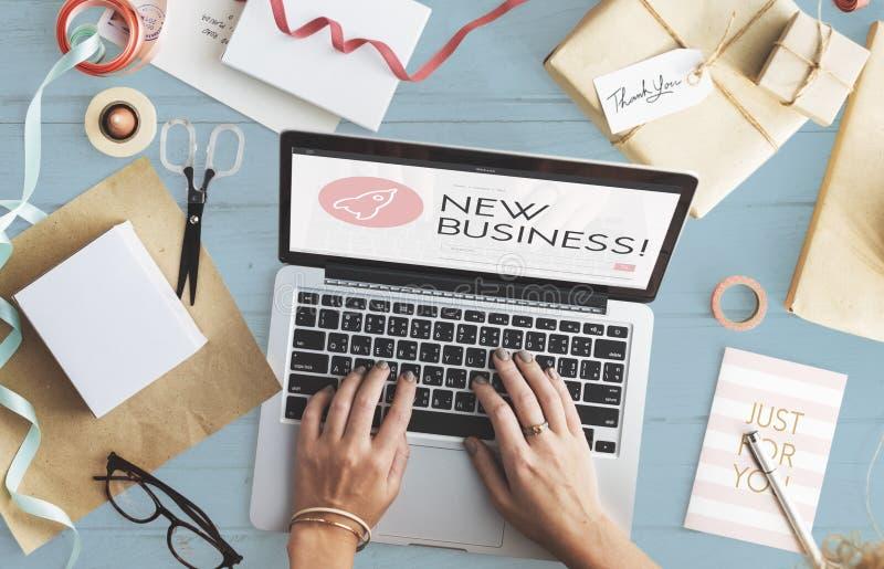 Startup Business Spaceship Goals Launch Concept. Startup Business Spaceship Goals Launch stock photos
