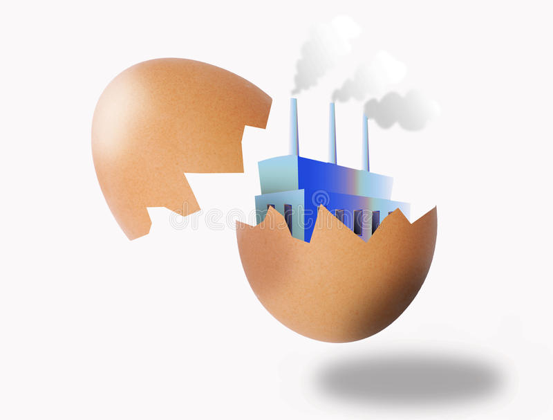Download Startup company stock illustration. Illustration of business - 11633790