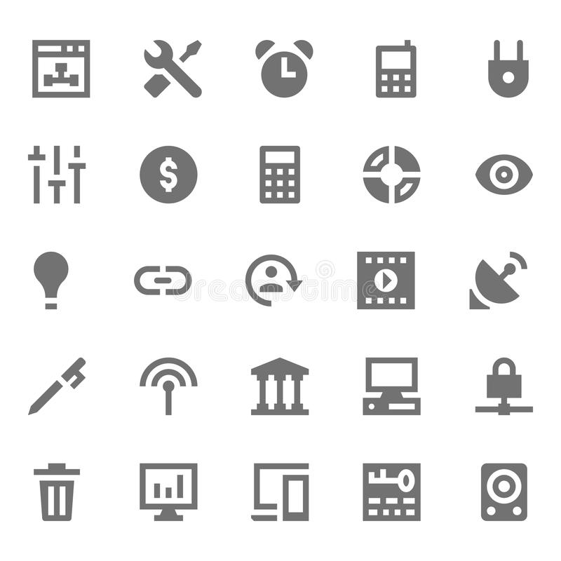 Startup and Development 4. Here is a useful Startup & Development icons pack. Hope you can find a great use for them in your design work stock illustration
