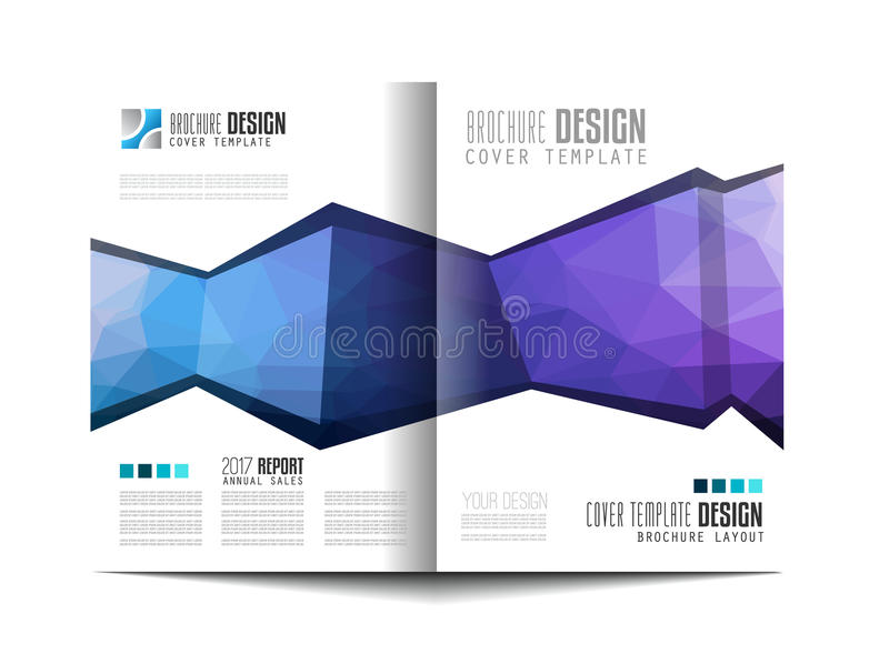 Startup Landing Webpage or Corporate Design Covers to use for web promotons vector illustration