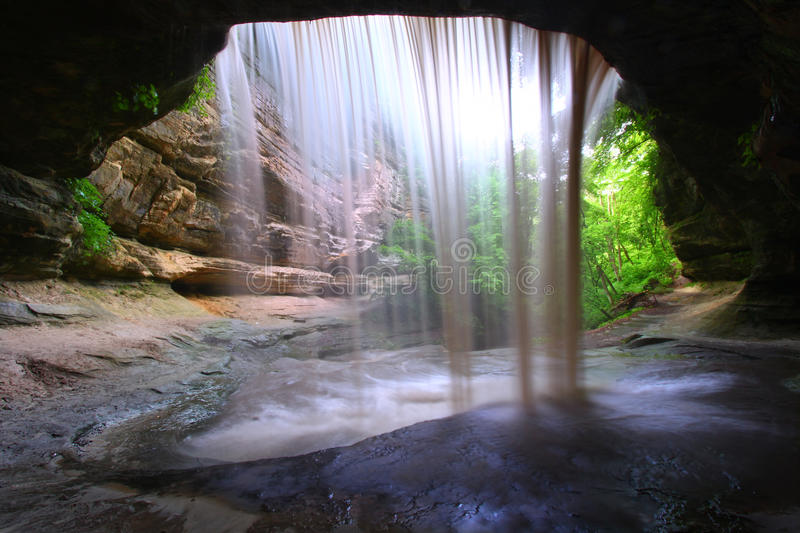 Starved Rock State Park - Illinois Royalty Free Stock Images