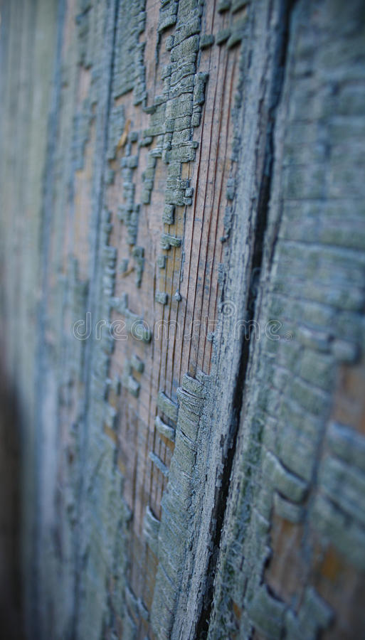 stary ściana drewna fotografia royalty free