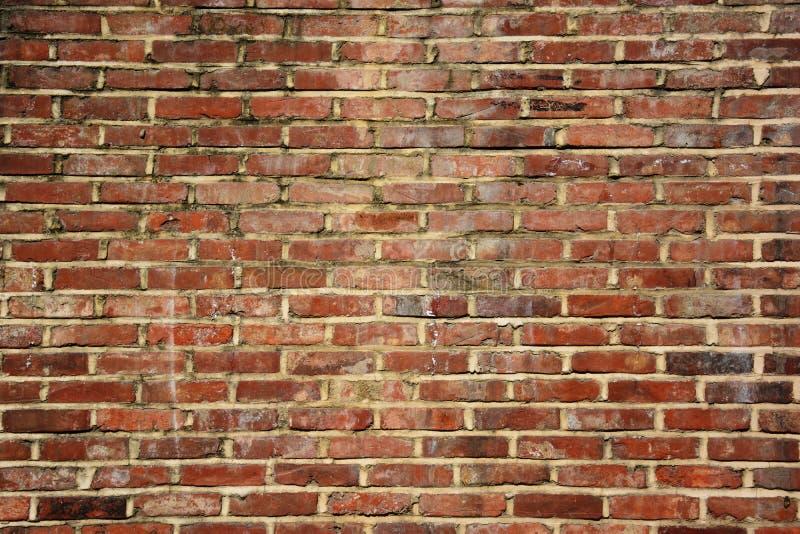 Stary ściana z cegieł wzoru tekstury tło zdjęcia stock