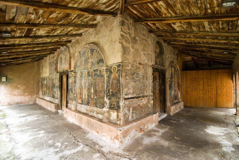Kościół Chrystus, Grecja zdjęcia stock